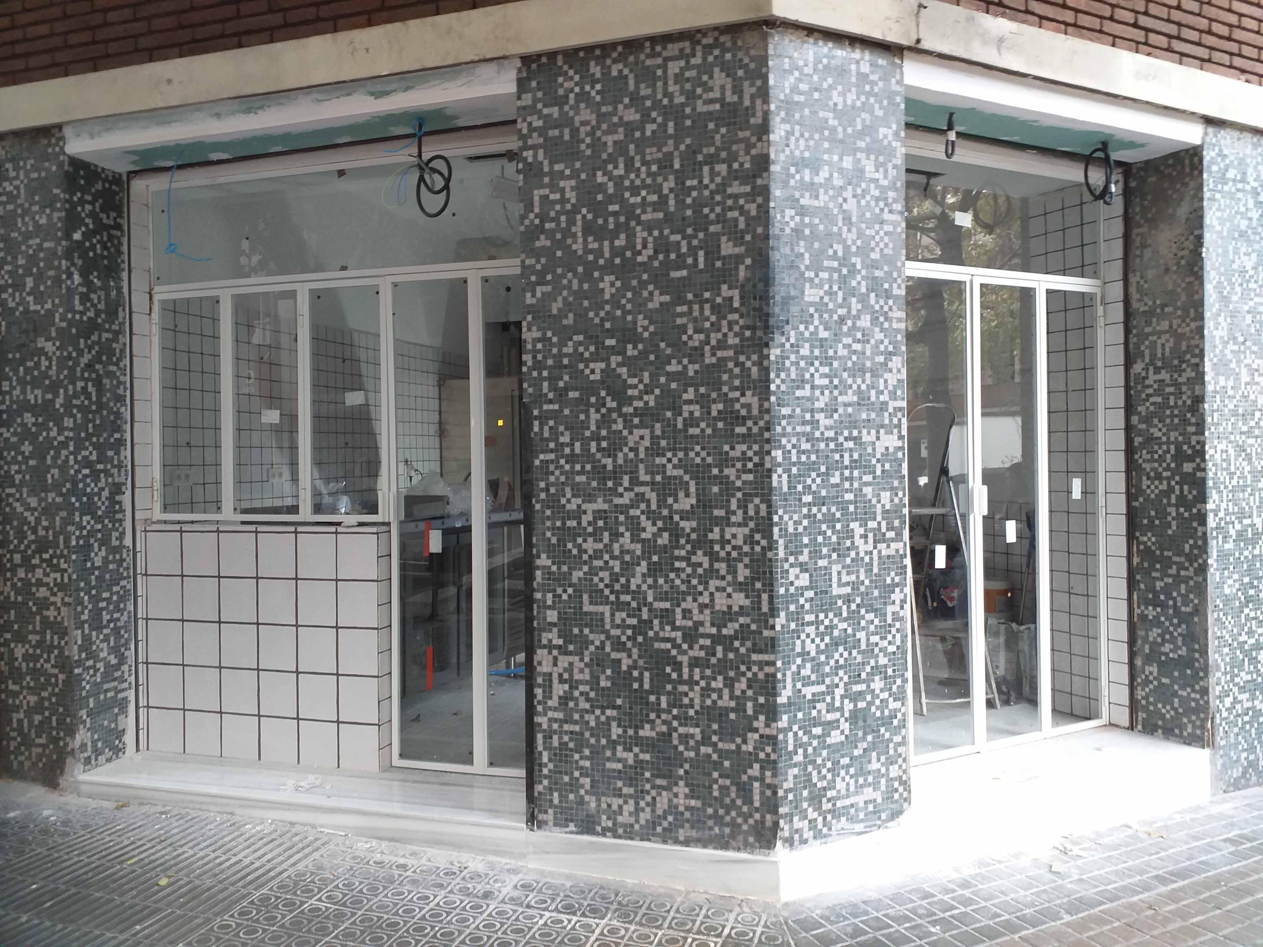 puerta local